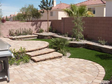 Landscape Ideas Las Vegas Small Backyard Design Ideas Las Vegas Garden Post
