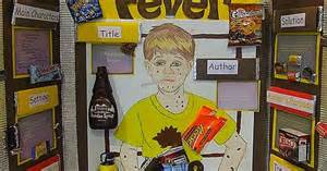 Chocolate Fever Book Report Chocolate Fever Reading Fair Book Projects Pinterest
