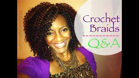 natural hair protective style crochet braids qa