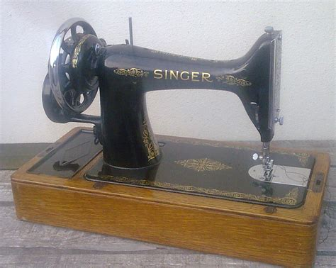 vintage sewing singer crank machine 99k serial number