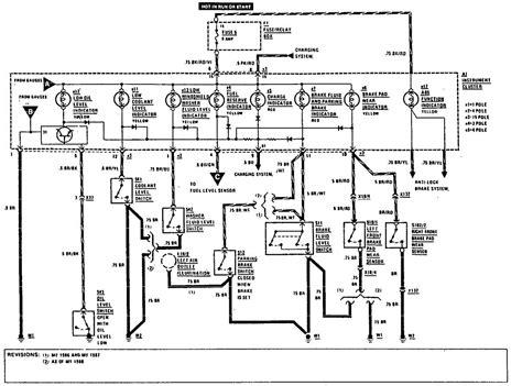 1986 mercedes 300e wiring diagrams wiring diagram manual