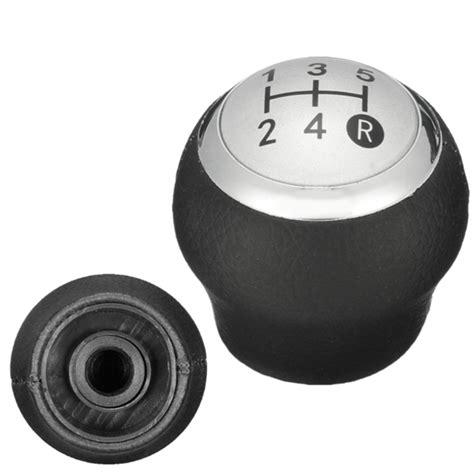 car gear shift knob 5 speed for toyota corolla verso auris