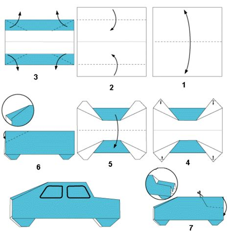 Origami Kapal Boat - cara membuat origami perahu boat tutorial origami handmade