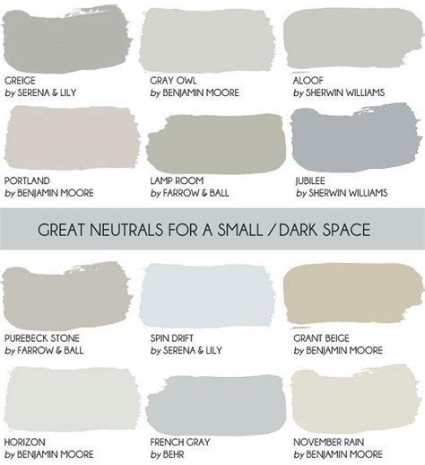 1000 Images About Neutral Paint Colors On
