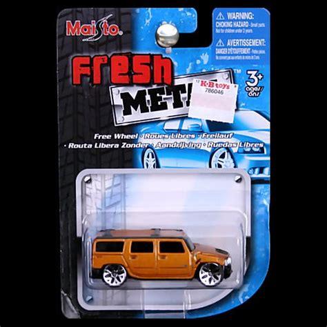 Maisto Fresh Metal Ford Sport Trac Maisto Fresh Metal 1 64 Hummer H2 Copper Suv Diecast