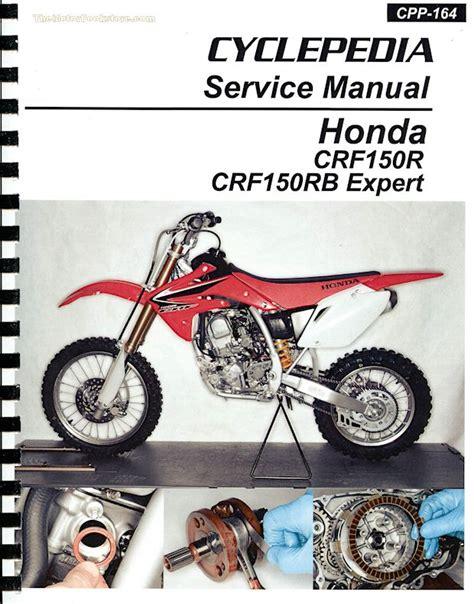 Honda Off Road Amp Motocross Repair Manuals Haynes Clymer