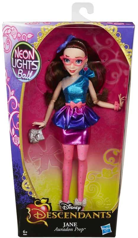 disney descendants neon lights dolls disneys descendants neon lights doll assortment wholesale