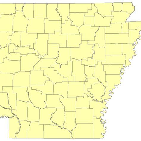 17 Judicial Search Judicial Districts Polygon Arkansas Gis Office
