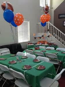 football themed baby shower decorations 17 best ideas about football centerpieces on