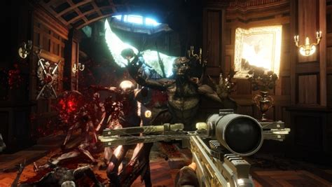 killing floor 2 headed to console ps4 the superherohype