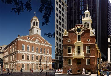 old state house faneuil hall and old state house renovations