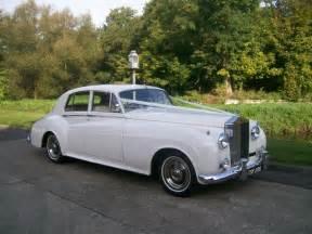 Rolls Royce Cloud 1956 Rolls Royce Silver Cloud White Classic Wedding Cars