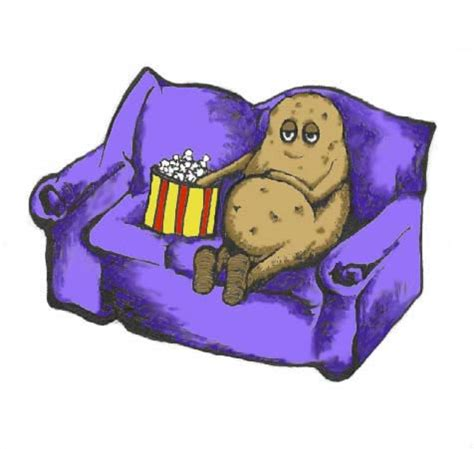 couch potato images from couch potato to athlete carmen s psychic donut