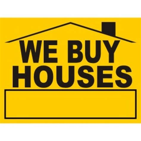 we buy houses signs we buy houses rooftop design
