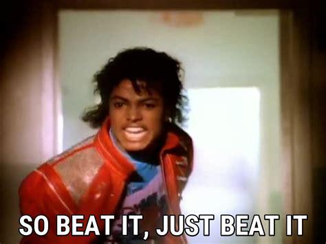 bead it michael jackson beat it digitally restored version lyrics michael