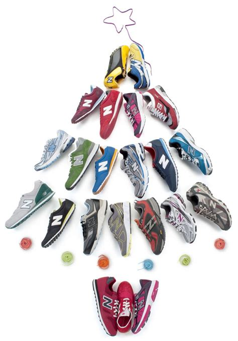 new balance tops off your tree this christmas sole collector