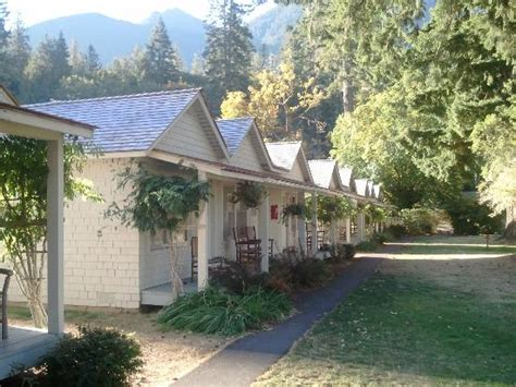 Lake Crescent Cabins by The Cottage Style Rooms Picture Of Lake Crescent Lodge