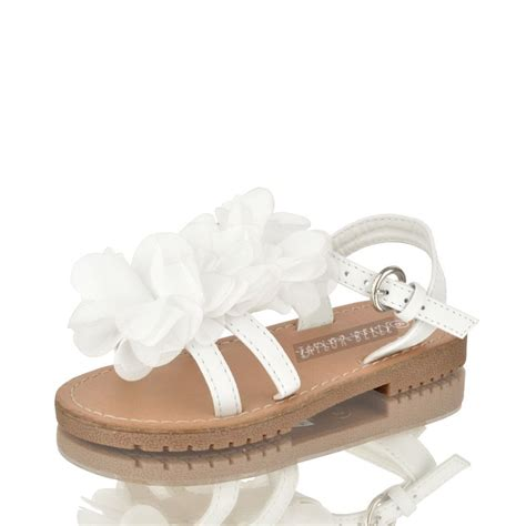 pretty flat sandals for summer new pretty flower summer flat sandals white