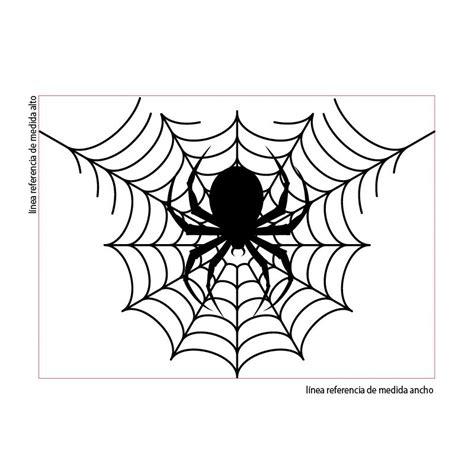 imagenes de halloween dibujos vinilo halloween tela de ara 241 a