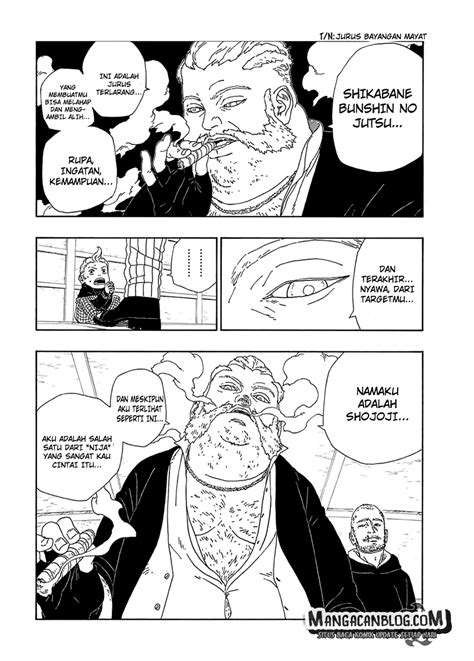 boruto indonesia 32 boruto 13 indonesia hal 32 terbaru baca manga komik