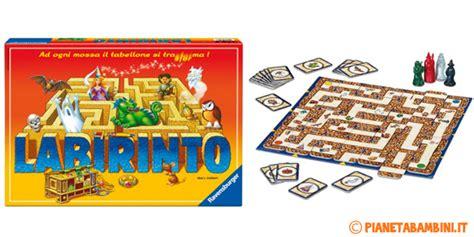 il labirinto gioco da tavolo 10 giochi di societ 224 da tavolo per bambini molto