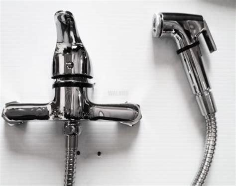 bidet pipe bidet toilet bath mixer tap with shower held spray