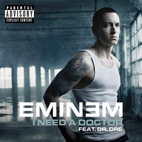 Eminem Detox Album by Dr Dre I Need A Doctor Musqc