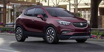 Build Buick Encore 2018 Buick Encore Awd 4dr Premium Lease 449 Mo