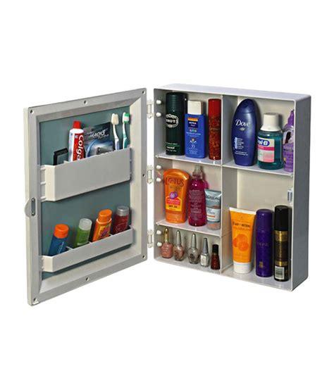buy bathroom mirror online india buy cipla plast flora bathroom mirror cabinet white