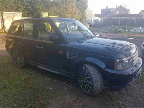 small engine maintenance and repair 2007 land rover lr3 parking system range rover sport 2007 tdv6 needs engine repair 22 inch alloys good
