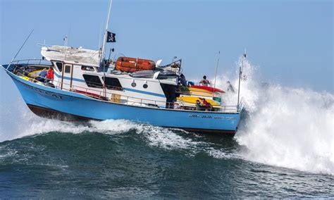 half moon bay boat rental huli cat sportfishing charter in half moon bay getmyboat