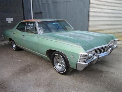1967 Impala 4 Door by 1967 Chevrolet Impala Caprice 4 Door Ht Lhd