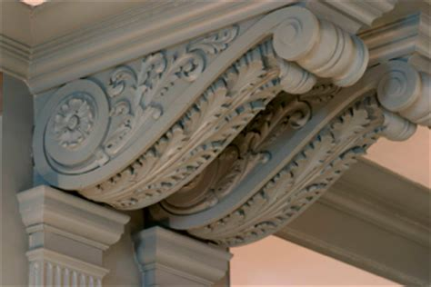 Cornice Support Architectural Glossary For State Capitols