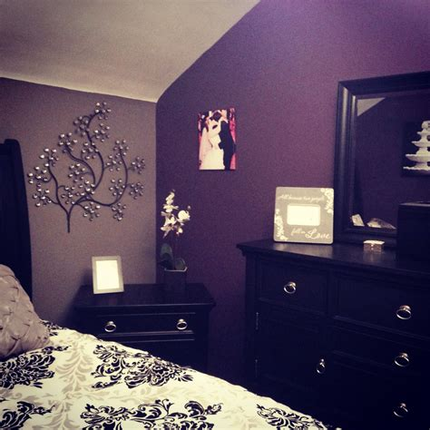 purple and grey bedrooms my purple and grey bedroom bedroom ideas pinterest