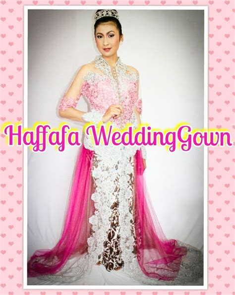 Ekor Payet Jepang Pengantin 16 best images about haffafa weddinggown on satin kebaya and handmade