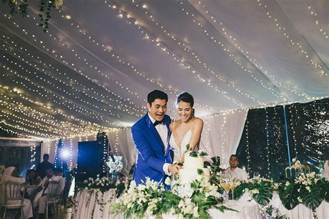 liv lo henry golding wedding the wedding scoop