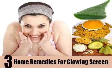 3 home remedies for glowing skin tips for