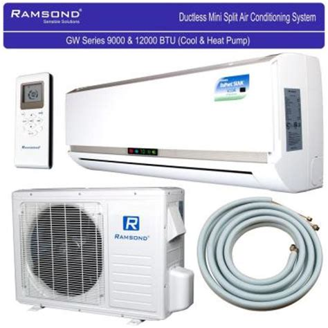 12 500 btu 1 ton ductless mini split air conditioner