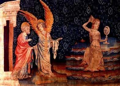 Les Tapisseries De L Apocalypse by Sur Les Murs Dans Le Ch 226 Teau D Angers La Tapisserie De L