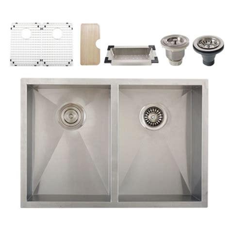 ticor stainless steel sinks ticor s3520 undermount 16 stainless steel kitchen