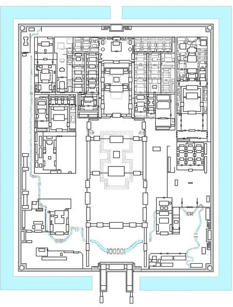 Forbidden City Floor Plan by The World S Catalog Of Ideas