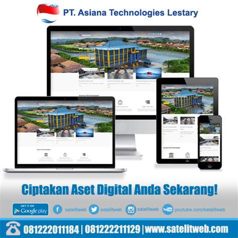 Jasa Pembuatan Website jasa pembuatan website murah di jakarta satelitweb