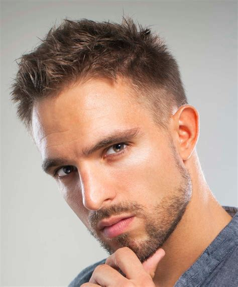 haircuts for men with thin faces 5 of the best hairstyles for men with thin hair