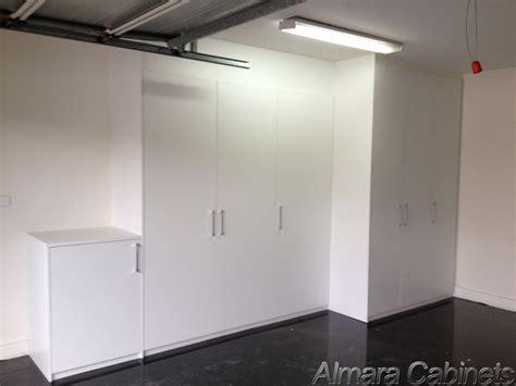 white garage storage cabinets garage cupboards melbourne roselawnlutheran