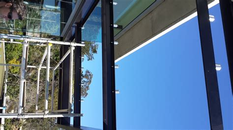glass awnings for home custom glass awning elite balustrades