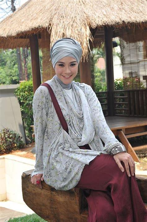 tutorial turban zaskia adya mecca tutorial hijab modern zaskia adya mecca terbaru