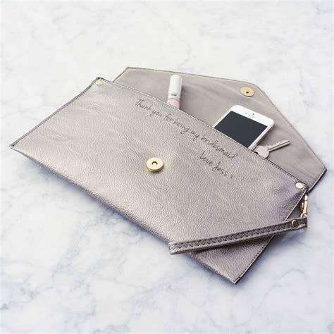 Bag Clutch Bag 16 personalised bridesmaid clutch bag by notonthehighstreet