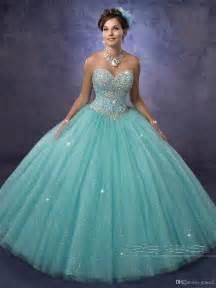 vestidos de quinceañera color aqua vestidos de 15 anos with free bolero and sweetheart