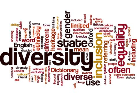 what does to you what does the word diversity to you