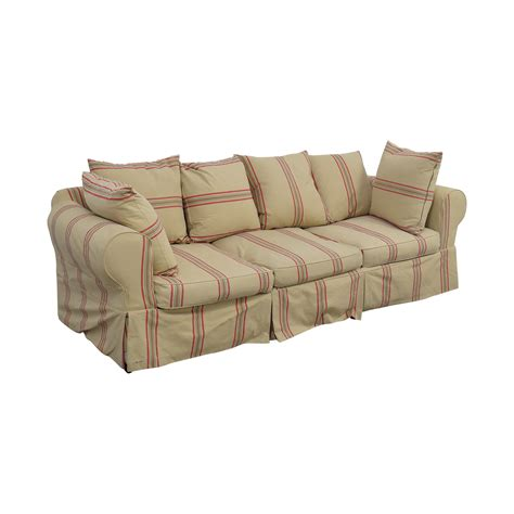 slipcovers for sofas with three cushions 3 cushion sofa